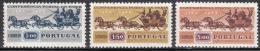 Portugal    Scott No.  906-8   Mnh     Year  1963 - 1910-... República