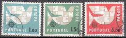 Portugal    Scott No.  916-18     Used     Year  1963 - Nuevos