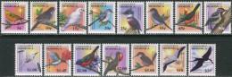 Dominica 2001. Michel #3190/204 MNH/Luxe. Birds. (TS11/02)