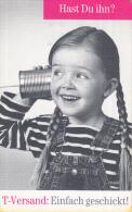 Telefoonkaart – Duitsland - Deutsche Telekom  - 12DM - T-Versand: Einfach Geschickt! - T-Versand Katalog - Telecom
