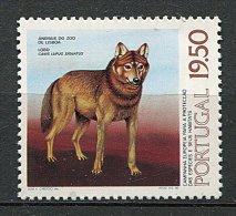 (cl 6 - P.39) Portugal **  N°1470 (ref. Michel Au Dos) -  Loup  - - 1910-... République