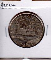 Monnaie De Collection NationalTokens : Grèce N° 5 - Tokens & Medals