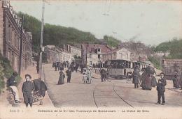 76 -- Seine Maritime -- Collection De La Cie Des Tramways De Bonsecours -- Série D1 -- La Grâce De Dieu - Bonsecours