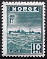 Norway 1943 Minr.278 MNH (**)  (lot  L 1045 ) - Neufs
