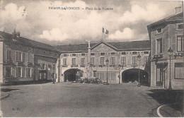 THAON LES VOSGES PLACE DE LA VICTOIRE - Thaon Les Vosges