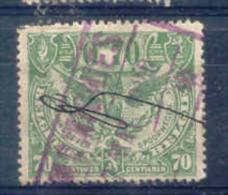 K710 Spoorwegen Stempel   MOMIGNIES - 1915-1921