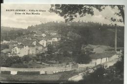 D87 - SAINT JUNIEN - Villa de Glane   - Usine du BAS MOULIN