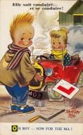 Oh Boy - Now For The M.I. - Elle Sait Conduire.. Et Se Conduire! - 1969 - Taylor