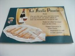 LA FICELLE PICARDE BOTTIGLIA DI VINO ROSSO CON BICCHIERE - Ricette Di Cucina