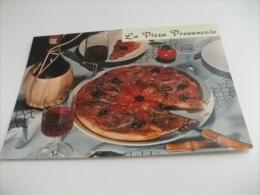 LA PIZZA PROVENCALE FIASCO DI VINO ROSSO CON BICCHIERI - Ricette Di Cucina