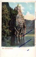 C.P.A - SUISSE - Der Schillerstein - LU Lucerne