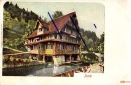 C.P.A - SUISSE - Treib - LU Lucerne