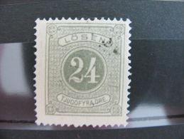 Stamp Sverige Schweden Sweden FA. L7 Lösen 24 öre - Postzegels
