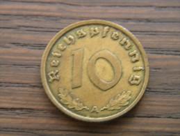 ALLEMAGNE - 10 RPFG 1939 A.