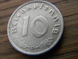 ALLEMAGNE - 10 RPFG 1940 D.