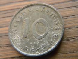 ALLEMAGNE - 10 RPFG 1942 G.