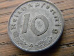 ALLEMAGNE - 10 RPFG 1943 A.