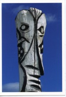 Ile De La Réunion : Ville Du Port - Océan Indien - Totem Avenue De Tamatav - Saint Paul