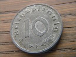 ALLEMAGNE - 10 RPFG 1944 F