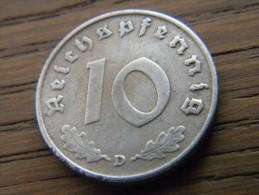 ALLEMAGNE - 10 RPFG 1941 D.