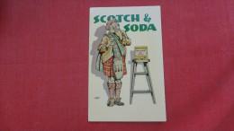 Scotch & Soda --------- --ref 1938 - Humour