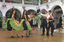 """España--Gerona--1966--El Relicario--Ballet """" Los Flamencos""""--Fechador--La Juquera-a,Etaples, Francia - Vestuarios"""