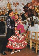 España--Malaga--1974--Baile Gitano En Una Cueva--Fechador--a, Laon, Francia - Vestuarios