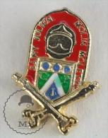 Sapeurs Pompiers / Fireman Firefighter - France, Saint-Julien-Molin-Molette - Pin Badge #PLS - Bomberos