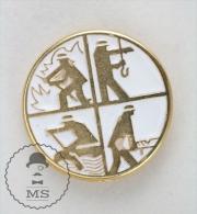 Sapeurs Pompiers / Fireman Firefighter - Pin Badge #PLS - Bomberos