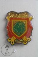 Sant Paul Cap De Joux Sapeurs Pompiers - Fireman Firefighters - Pin Badge #PLS - Bomberos