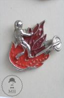 Sapeurs Pompiers France - Fireman Firefighters - Pin Badge #PLS - Bomberos