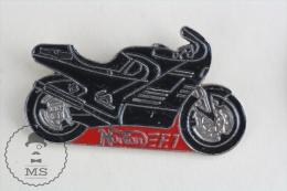 Norton EF 1 Motorcycle Advertising Pin Badge #PLS - Transportes