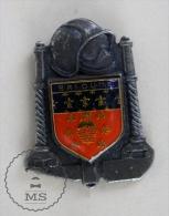 Brioude France Sapeurs Pompiers / Fireman Firefighter - Pin Badge #PLS - Bomberos