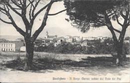 BORDIGHERA - Il Borgo Marina Veduto Dal Viale Dei Pini - Imperia