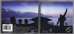 """ALBUM  C-D QUEEN """" MADE IN HEAVEN """" DE 1995 - Hard Rock & Metal"""