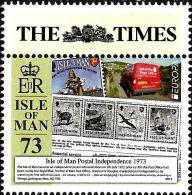 Isle Of Man - 2013 - Europa CEPT - Mint Stamp - Man (Eiland)