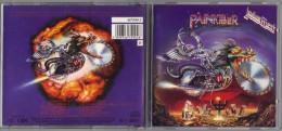"ALBUM  C-D  JUDAS PRIEST  "" PAINKILLER  ""  DE  1990"