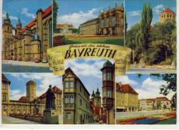 Gruss Aus BAYREUTH - Mehrfachansicht - Bayreuth