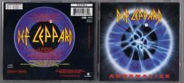 "ALBUM  C-D  DEF LEPPARD  "" ADRENALIZE  ""  DE  1992 - Hard Rock & Metal"