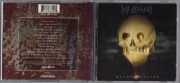 "ALBUM  C-D  DEF LEPPARD  "" RETRO ACTIVE  "" - Hard Rock & Metal"