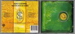 """ALBUM  C-D  ALICE COOPER  """" BILLION DOLLARD BABIES  """" - Hard Rock & Metal"""