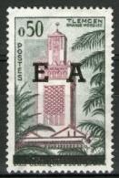 ALGERIE: N°362 NSG (EA)