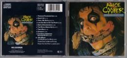 "ALBUM  C-D  ALICE COOPER  "" CONSTRICTOR  ""  DE  1986"