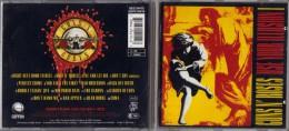 "ALBUM  C-D  GUNS-N-ROSES  "" USE YOUR ILLUSION  ""  DE  1991"