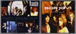 "ALBUM  C-D  BONJOVI  "" THESE DAYS  ""  DE  1995"