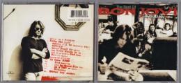 "ALBUM  C-D  BONJOVI  "" THE BEST OF CROSS ROAD  "" - Hard Rock & Metal"
