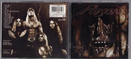 """ALBUM  C-D  POISON  """" NATIVE TONGUE  """" - Hard Rock & Metal"""
