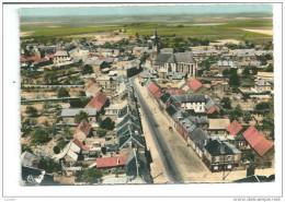 Tricot Vue Aerienne Route De Noyon Beauvais 1971 - France