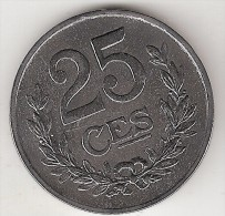 *luxembourg 25 Centimes 1919  Km 32    Unc  !!!!!! - Luxembourg