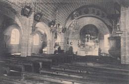 Cp , 05 , LA GRAVE , Intérieur De L'Église - France